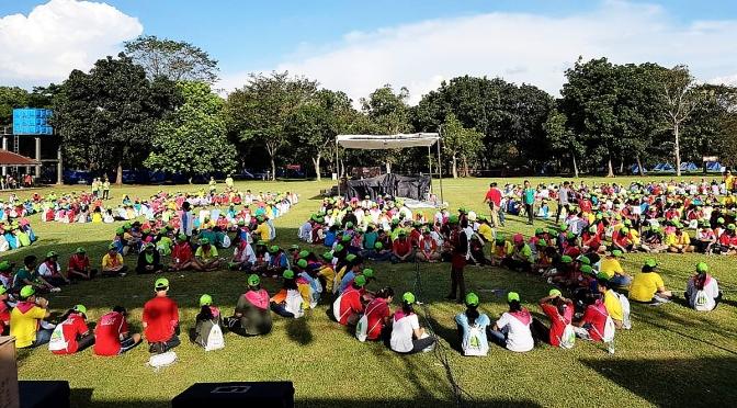 Sesi Jambore: Pelestarian Lingkungan Hidup