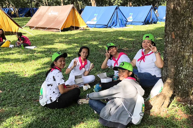 Sharing Jambore: Menggapai Mimpi
