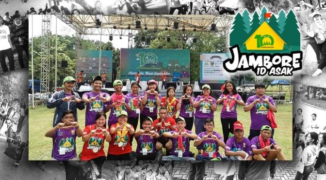 Jambore 1D ASAK KAJ 2017