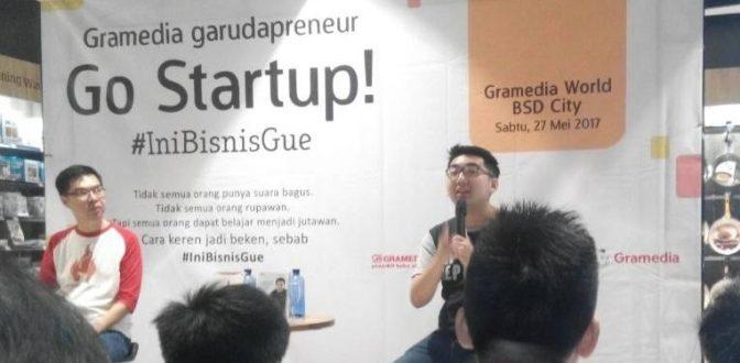 "Seminar Anak Muda ""Creativepreneur"""